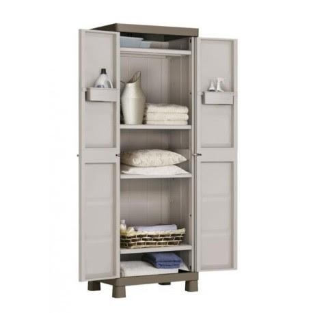 Dormitorio muebles modernos armario exterior resina for Armario escobero resina para exterior