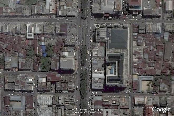 Google Earth dan Sisi Negatifnya