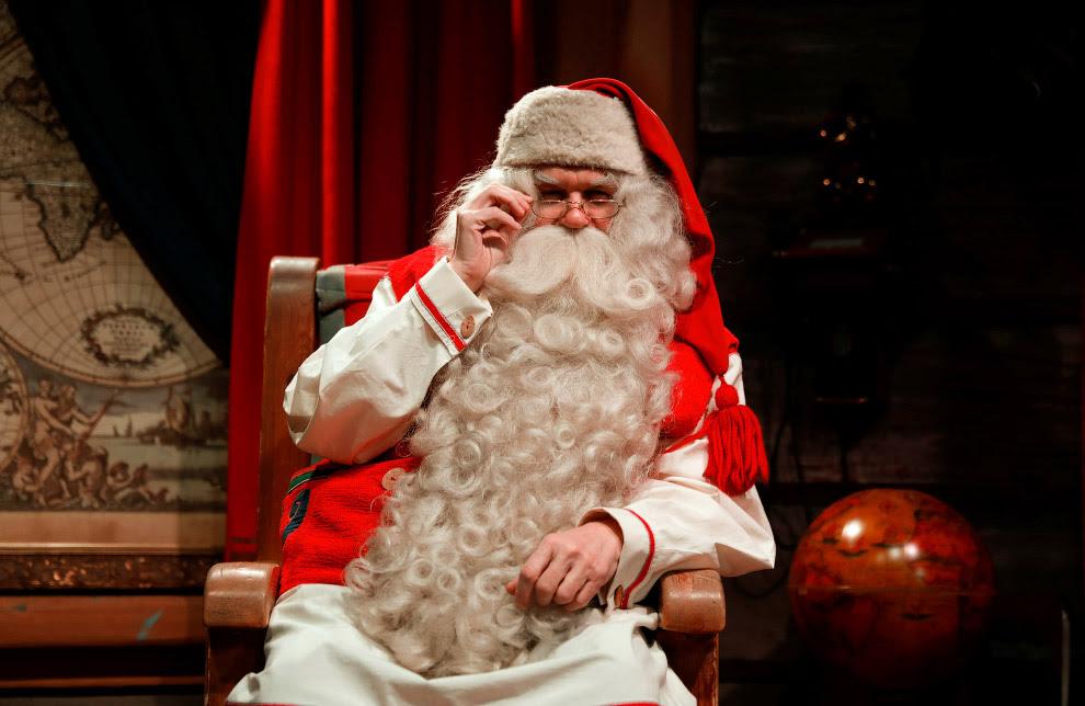 Санта Клаус, Лапландия