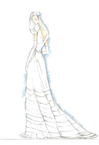 Kate's Wedding Dress :  wedding nyc wedding dress 2jb6rt4 Image and video hosting by TinyPic