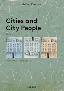Cities and City People by Arthur Eloesser