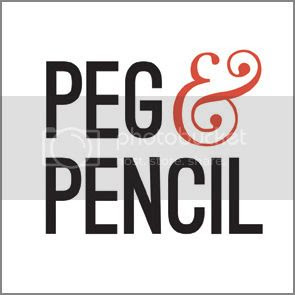 Logo Design for Peg & Pencil