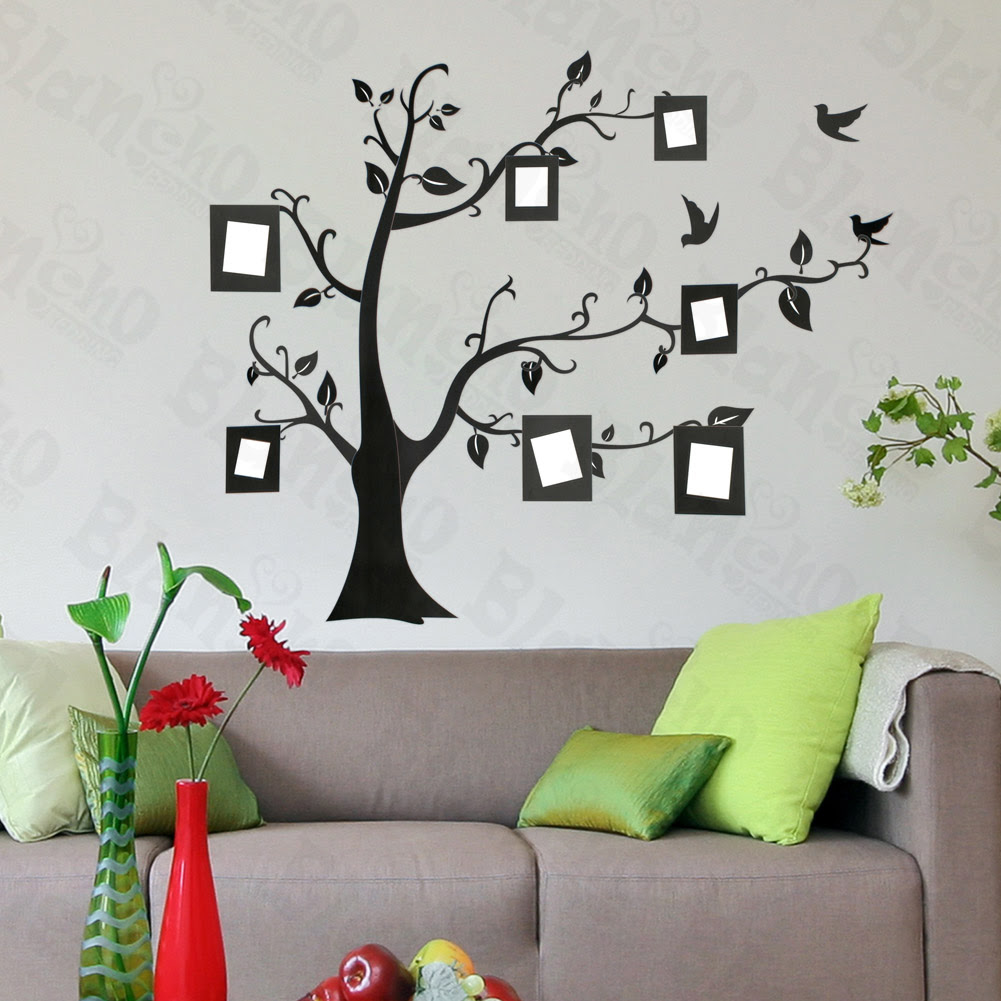 30 Best Wall decals For Your Home - The WoW Style