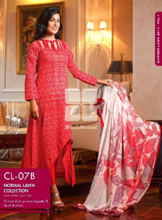 Girls-Wear-Summer-Dress-Chunri-Prints-Block-Prints-Embroidered-Single-Lawn-New-Fashion-Suits-by-Gul-Ahmed-12