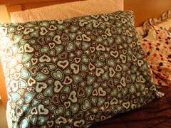 My new pillowcase