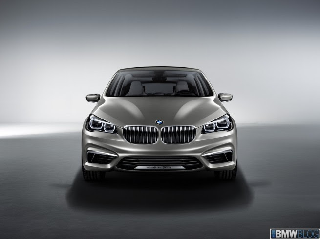 BMW Concept Active Tourer and BMW 3 Series Gran Turismo to Make North American Debuts