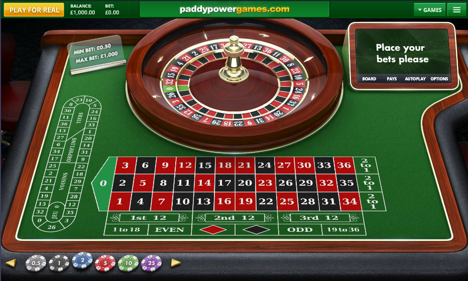Online Roulette For Money Playing Roulette For Real Money