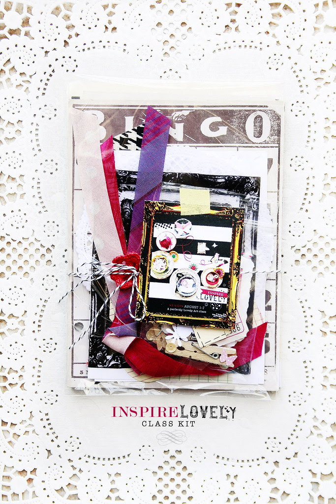 inspire lovely class kit