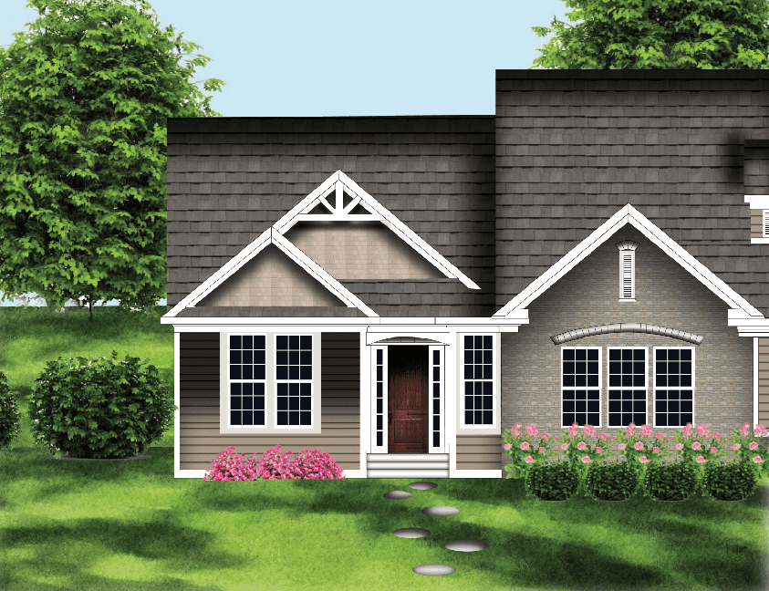 house renderings - Lauryn Bertolo