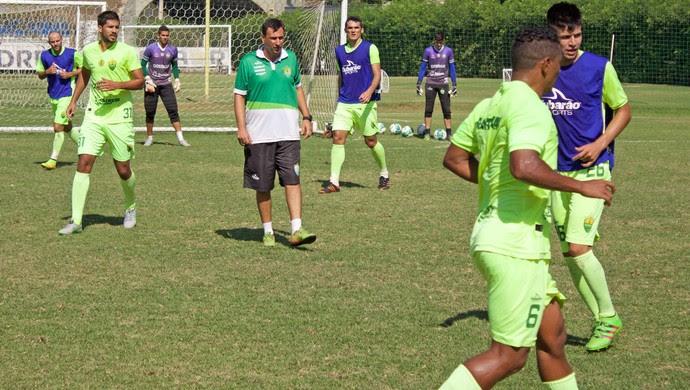 Cuiabá - treinos (Foto: Pedro Lima/Cuiabá Esporte Clube)