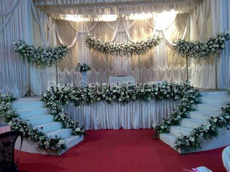 Stunning Wedding Stage Decorations for Christians in