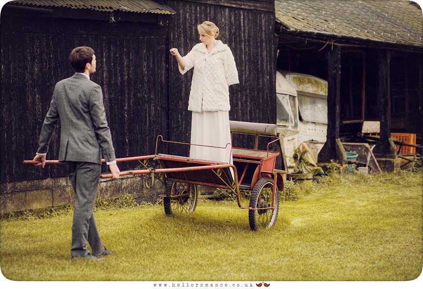 Fun Wedding Photography Suffolk - Hello Romance