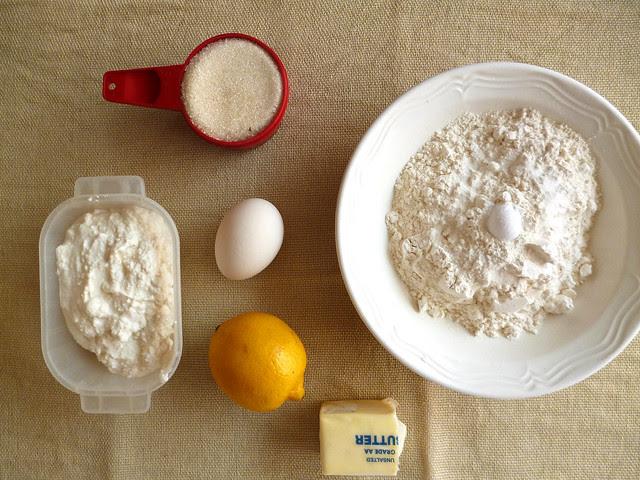 Raspberry Bloom: Soft Lemon Ricotta Cookies