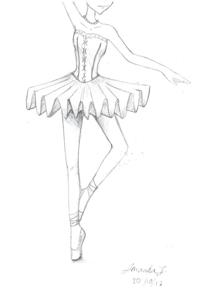35 Trends For Step By Step Pointe Shoes Drawing Easy The Japingape