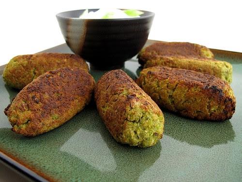 chickpea kebabs