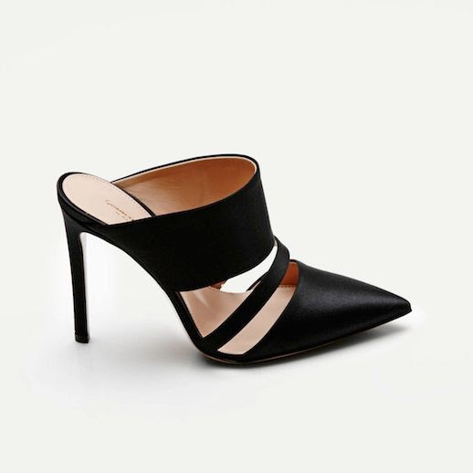 LE FASHION BLOG SHOE CRUSH ALTUZARRA MULE THE LINE BLACK SATIN BANDED HEELED MULE PUMPS VANESSA TRAINA SPRING SUMMER SS 2014 1 photo LEFASHIONBLOGSHOECRUSHALTUZARRAMULETHELINE1.jpg