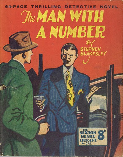 Man with a Number