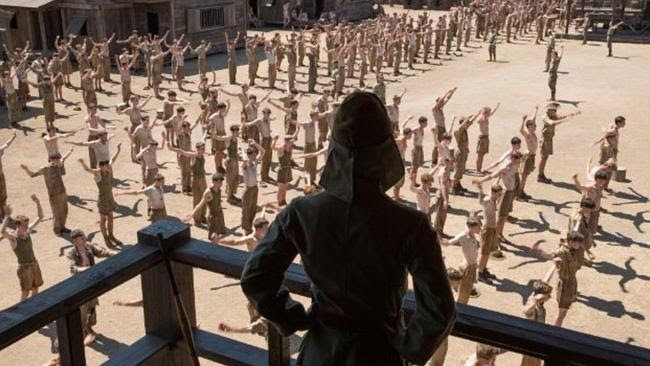Moving story ... a still from Angelina Jolie's directed film Unbroken. Picture: Universal