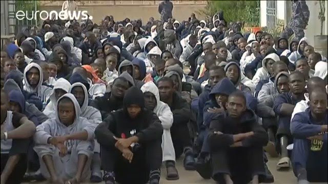 All Nigerians Stranded In #Libya Will Be Brought - Presidency
