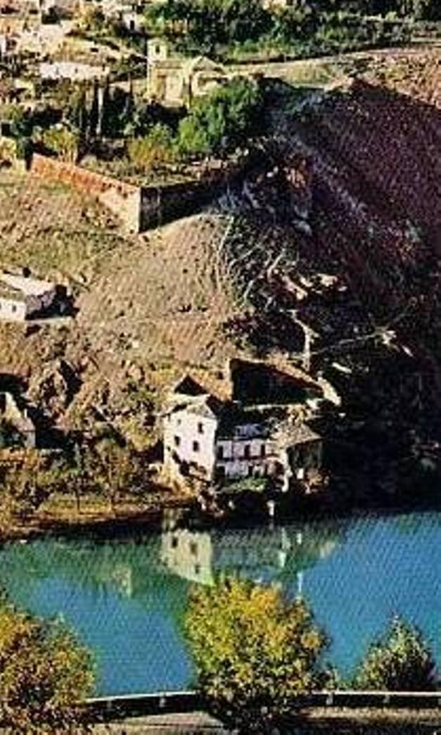 Casa del diamantista hacia 1970