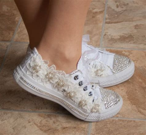 25  best ideas about Converse Wedding Shoes on Pinterest