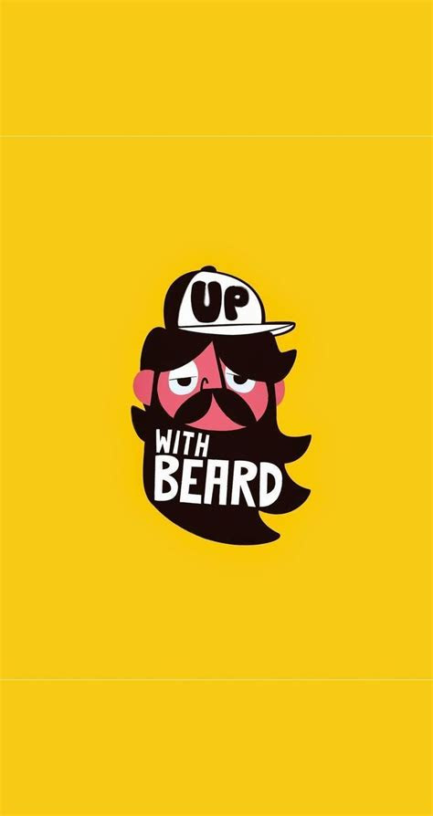 iphone wallpaper funny hd beard funny iphone wallpaper