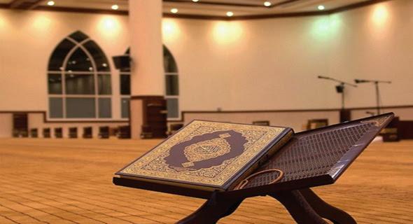 Berita Kali ini : Bertobat Setelah Ingat Alquran, Bagikan !
