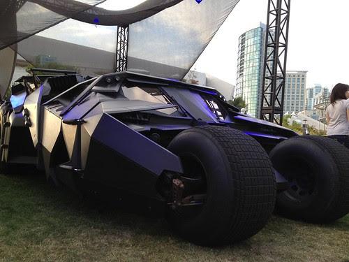 San Diego Comic-Con - Batmobile