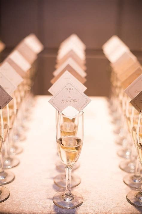 23 Elegant and Classic Champagne Wedding Ideas   Deer