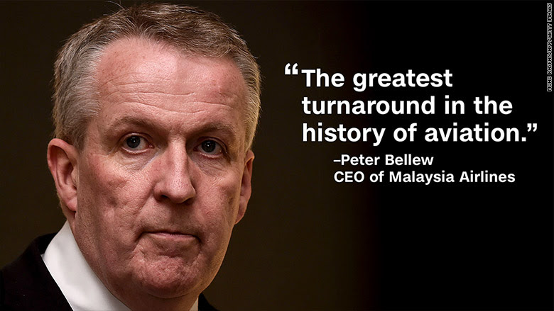 malaysia airlines peter bellew