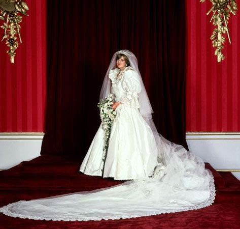 Prince Charles and Lady Diana Wedding Photos   Diary Ifat