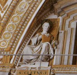 Image of St. Cletus