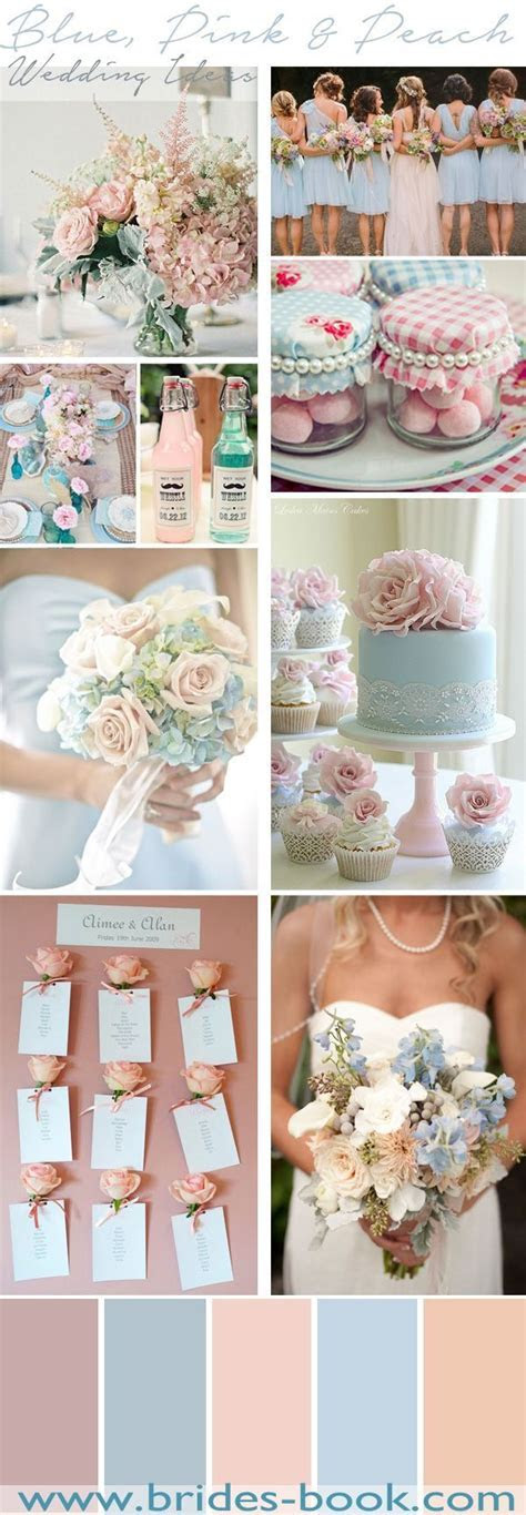 1000  ideas about Peach Weddings on Pinterest   Peach