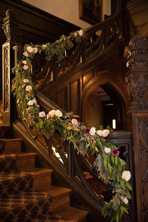 Wedding Decorations: 10 Most Beautiful Staircases