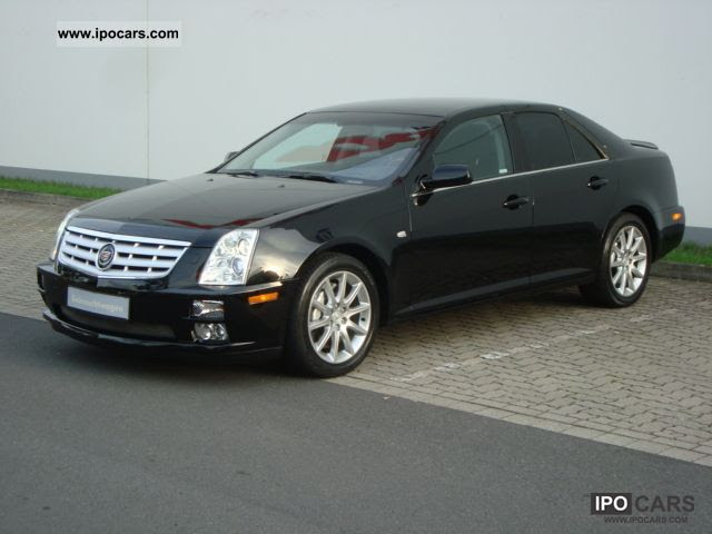 2008 Cadillac STS 4.6 V8 Sport Luxury - Car Photo and Specs