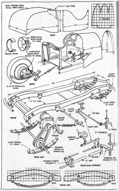 36 best Blueprints images on Pinterest | Vintage cars