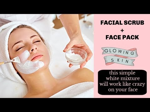Rice facial at home to make your skin fairer skin whitening home remedies