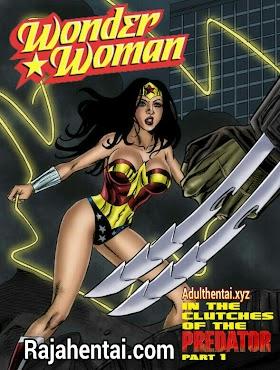 Wonder Woman Diperkosa Monster