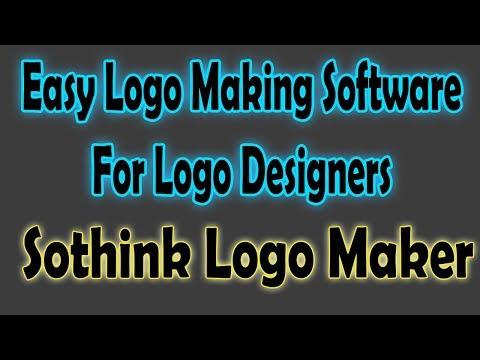 ඔයාගෙ කාර්යාලයට,වෙබ් අඩවියට ලේසියෙන්ම Logo එකක් හදාගන්න මෙන්න Software එක
