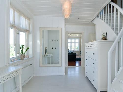 belle maison: Hallway Decor Inspiration