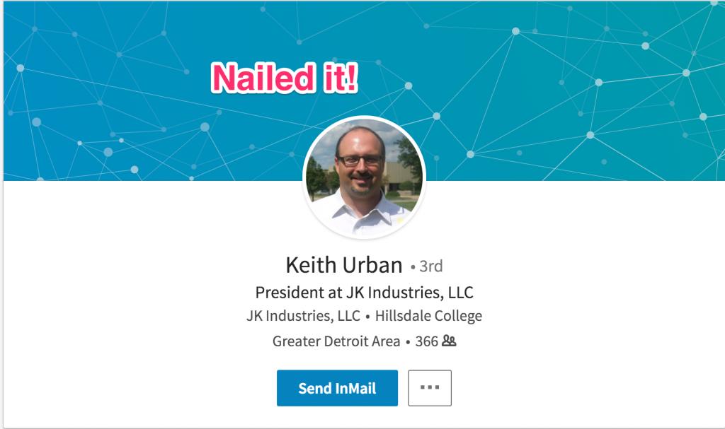 keith urban profile