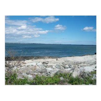 Rhode Island Shores Postcard