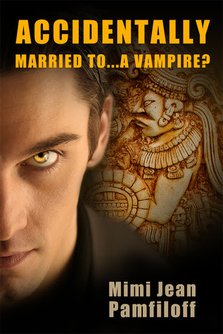 ACCIDENTALLY MARRIED TO...A VAMPIRE?