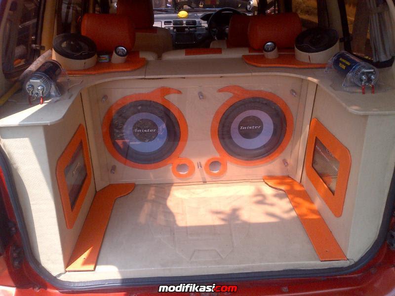 860 Koleksi Modifikasi Audio Mobil Kijang Kapsul Terbaik