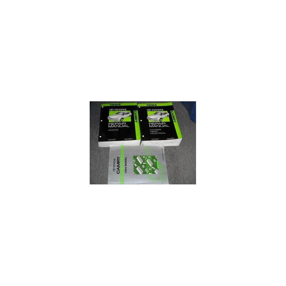 Diagram 2001 Toyota Camry Solara Service Repair Shop Set 2 Volume Set And The Wiring Diagrams Full Version Hd Quality Wiring Diagrams Wiringprosatl Unpugnounmorto It
