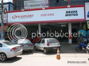 Concessionária Kasinski Brava Motos (DF)