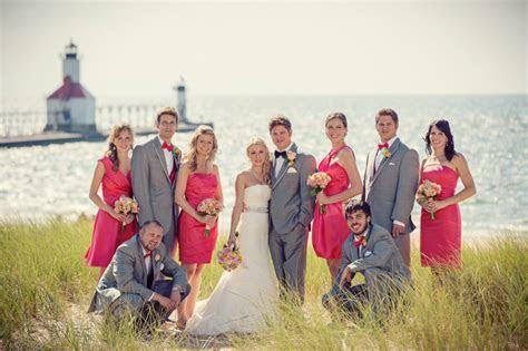Real Michigan Weddings   Summer Love