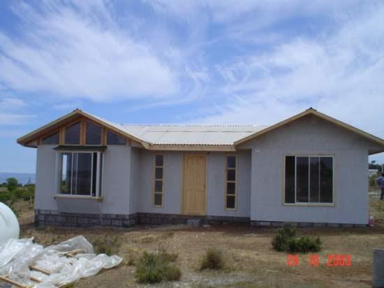 Casas prefabricadas madera casa prefabricada arbolito for Prefabricadas madera