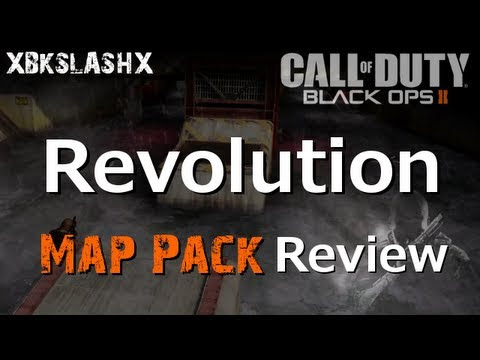 Black Ops 2 Revolution Map Pack Review Youtube