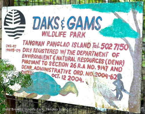 Daks and Gams Wildlife Park